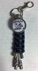 Dallas Cowboys Handmade Keychain