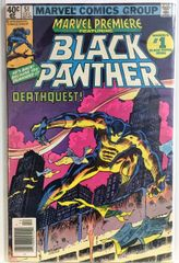 1979 Marvel Premiere Black Panther #1, 1st New Appearance & Origin! Hot Movie Hot Book!
