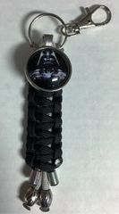 Darth Vader Handmade Keychain