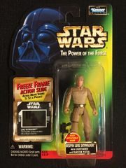 Star Wars Bespin Luke Skywalker The Power of the Force Figure (1997)