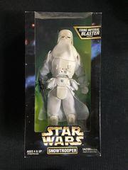 "Snowtrooper 12"" Star Wars Figurine (Hasbro 1997)"
