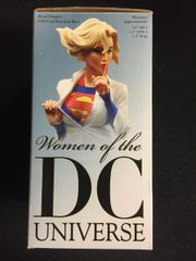 DC Direct Women Of The DC Universe Supergirl Mini Bust (Limited Edition)