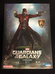 Gaurdians Of The Galaxy Star Lord 1:9 Action Hero Vignette Model Kit