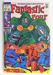 Fantastic Four #86 1969 Comic (6.0)