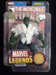 Marvel Legends HULK Series 2 2002 With Comic