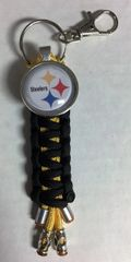 Pittsburgh Steelers Handmade Keychain