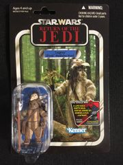 Star Wars Vintage Collection Logray Return of the Jedi 2011