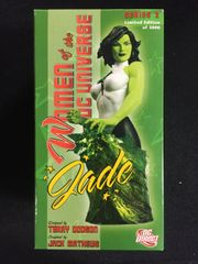 DC Direct Women Of The DC Universe Jade Mini Bust (Limited Edition)