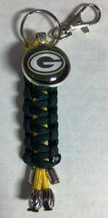 Green Bay Packers Handmade Keychain