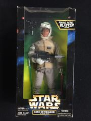 "Luke Skywalker 12"" Star Wars Figure (Hasbro 1997 Hoth Gear)"