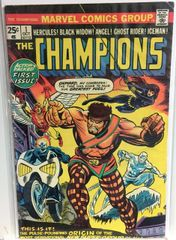 The Champions #1 1975 comic (FN/VF)