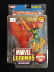 Marvel Legends PHOENIX Series 6 2004 With Comic