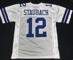 Roger Staubach Replica Home Dallas Cowboys XL Jersey