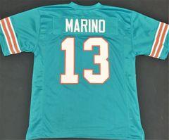 Dan Marino Replica Home Miami Dolphin XL Jersey