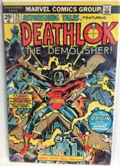 Astonishing Tales ft. Deathlok #25 1974 Comic (G/VG) (1st app of Deathlok)