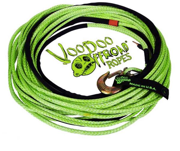 Voodoo Offroad Synthetic Recovery Winch Line