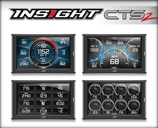 Edge Insight CTS2 Tuner 84130