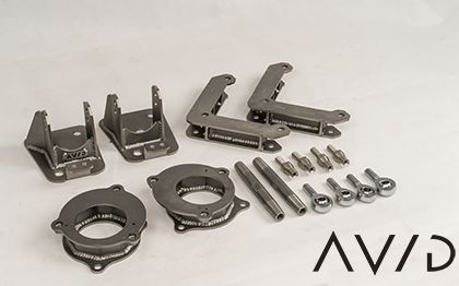 AVID Budget 1.5″ Jeep Renegade Lift Kit