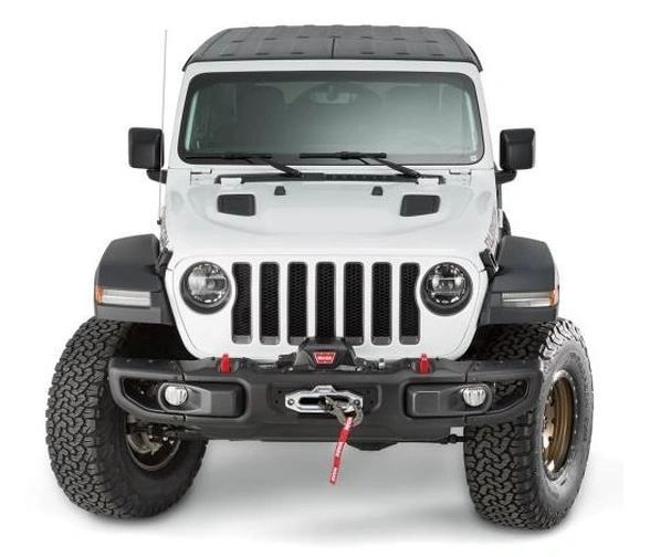 Warn JEEP JL RUBICON OE WINCH CARRIER 101255