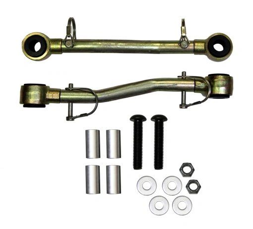 """Skyjacker SBE126 Front Sway Bar Disconnects for 07-18 Jeep Wrangler JK with 2.5""""-5"""" Lift"""