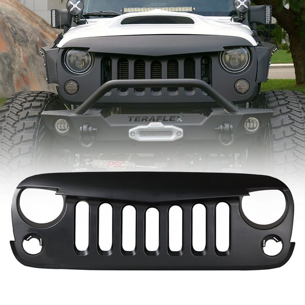 Angry Bird Grille for 2007-2018 Jeep Wrangler JK/JKU