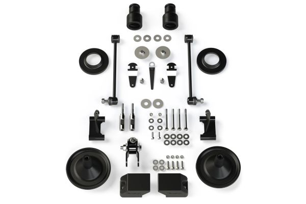 "JK 2.5"" PERFORMANCE SPACER LIFT KIT W/ SHOCK EXTENSIONS 1355210"