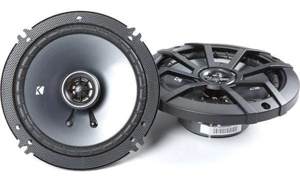 "Kicker 43CSC654 6-1/2"" 2-way car speakers"