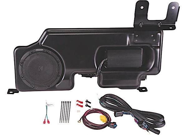KICKER Subwoofer Upgrade Kit 15-c Ford F-150 KICSF150SC15 KICSF150SC15