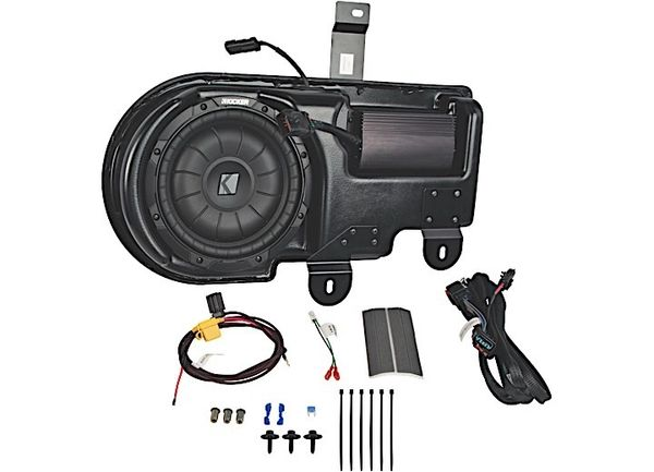 KICKER Subwoofer Upgrade Kit 09-14 F150 Super Crew KICSF150C09