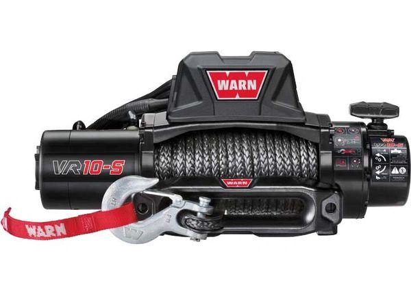 WARN VR10 Series 10,000 LB Gen II Winch- Synthetic