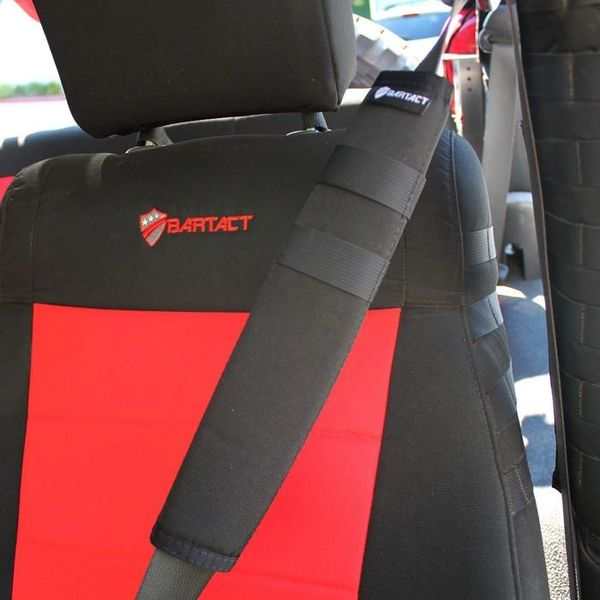 BARTACT SEAT BELT COVERS (pair)