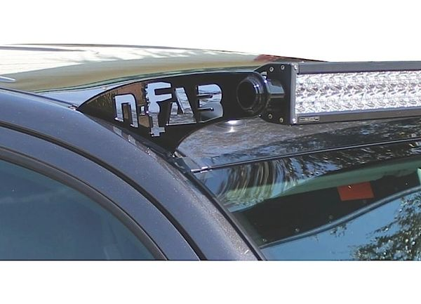 N-FAB LIGHT BRACKETS MOUNTS 07-16 TUNDRA ROOF