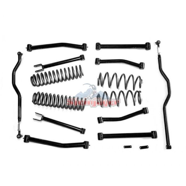 "Steinjager Jeep Wrangler JK 4"" Lift Kit 07-18"