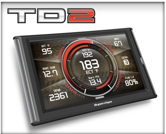 TRAILDASH2 JEEP GAS 2015-2016 PERFORMANCE TUNER 42051
