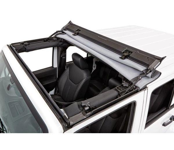 BESTOP SUNRIDER FOR HARDTOP Jeep Wrangler JK/ JKU 5245035 5245017