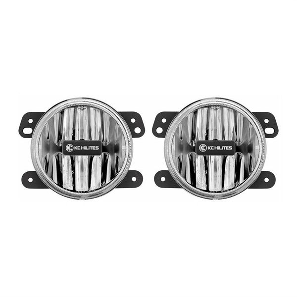 "KC HiLiTES 4"" Gravity LED Replacement Fog Light"