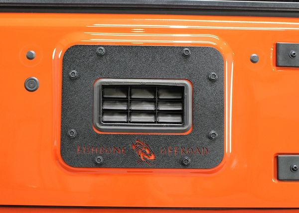 Fishbone offroad BackSide Tailgate Plate