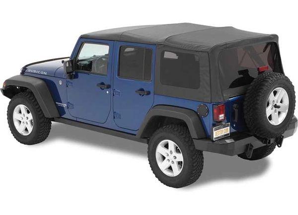 BESTOP SOFT TOP TINTED Jeep wrangler 54723-35