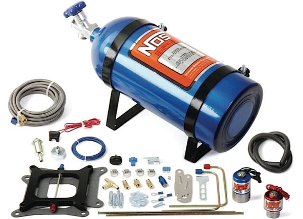 CHEATER KIT HOLLEY 4BBL SNGL