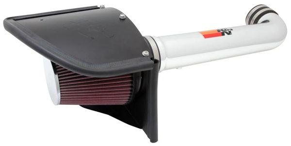 K&N Cold air intake 77-1566KP JEEP WRANGLER V6-3.6L F/I, 12-17