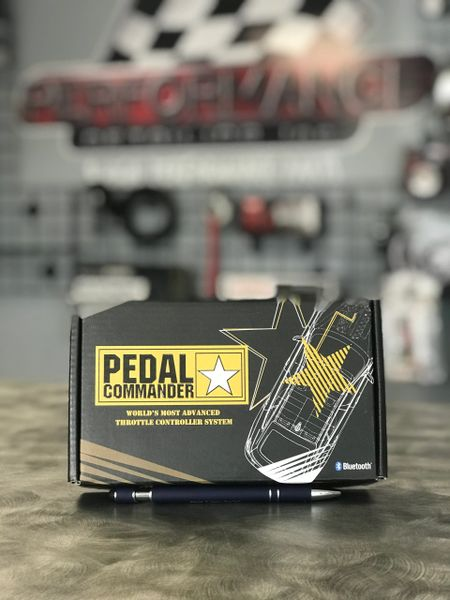 Pedal Commander 2007-2018 Jeep Grand Cherokee