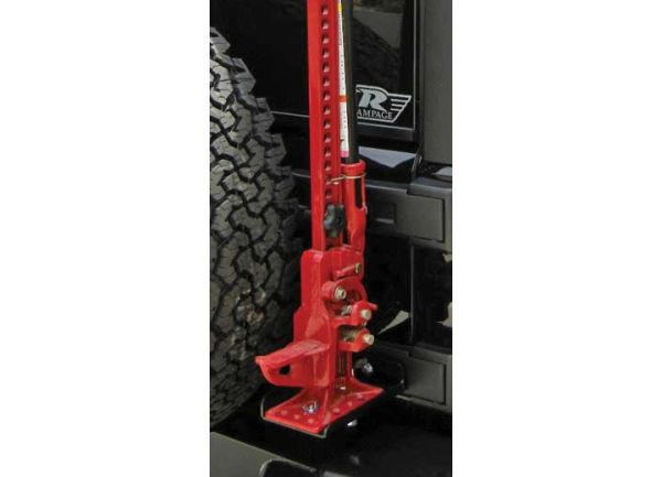 RAMPAGE JK 07-10 HI-LIFT JACK MOUNT KIT 86612
