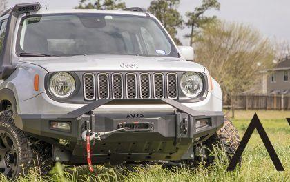AVID Jeep Renegade RADIUS PreRunner Renegade Front Bumper