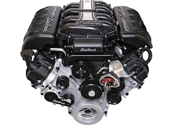 FORD MUSTANG 2005-09 4.6L E-FORCE SUPERCHARGER STREET-LEGAL KIT;