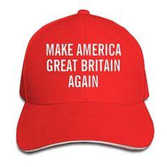 Make America Great Britain Again Baseball Cap