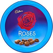 Roses Tub of assorted chocs