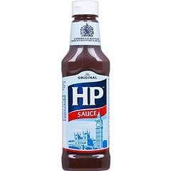 HP Sauce in Squeezy Bottle