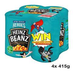 Heinz Baked Beans - 4 pack