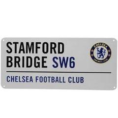 Chelsea Street Sign