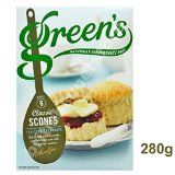 Greens Scone Mix